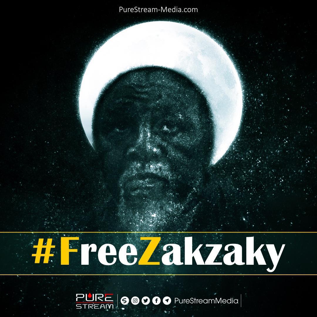 Where is Shaykh Zakzaky?