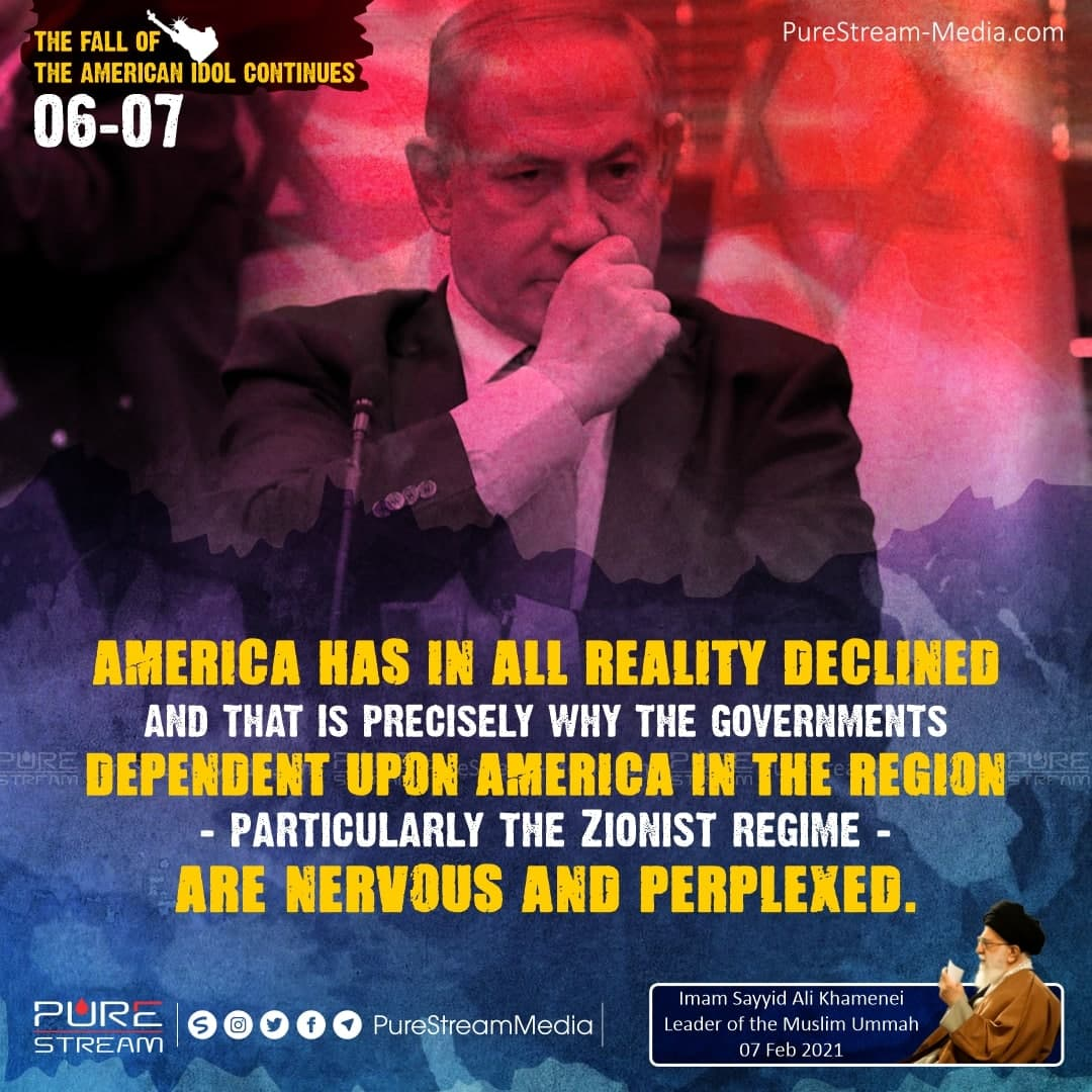 America has in all reality declined…