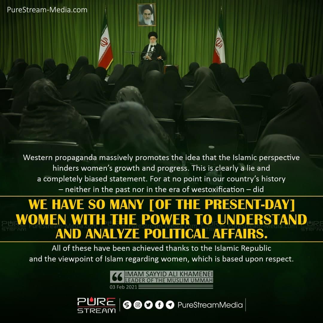Western propaganda massively promotes…