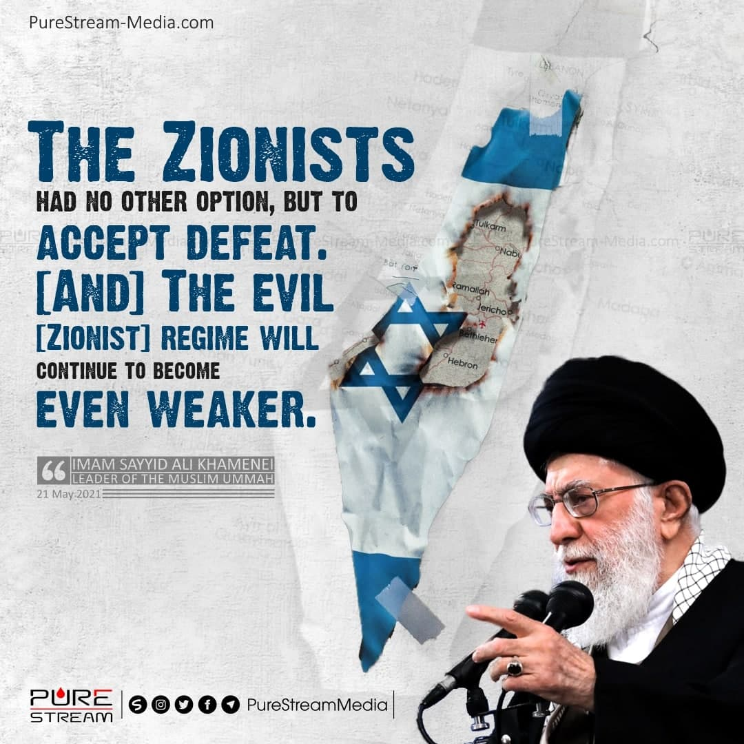 The Zionists had no other option…